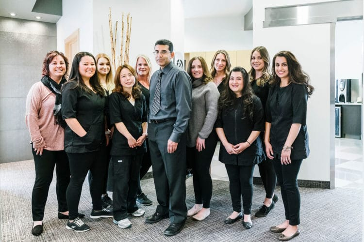 Rocky Ridge Dental team