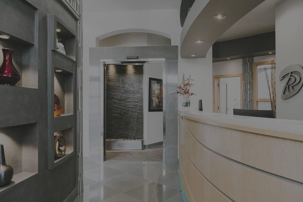 Rocky Ridge Dental reception area
