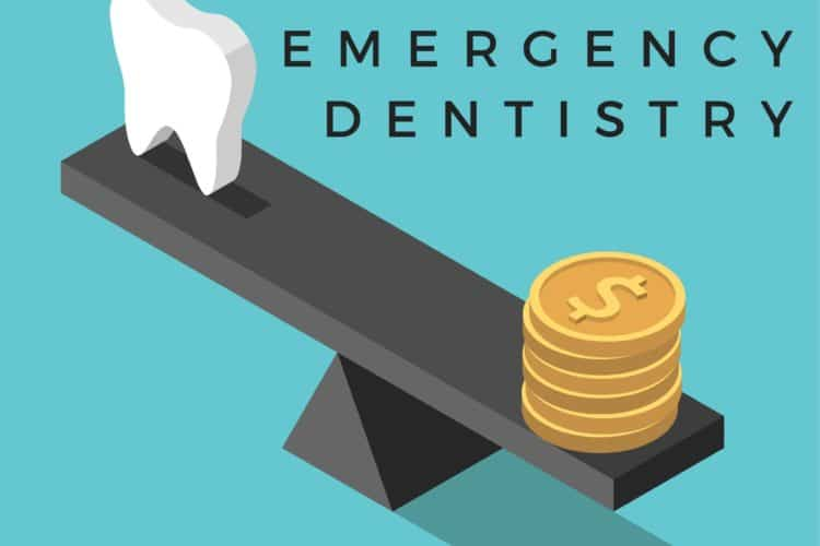 Affordable emergency dentistry